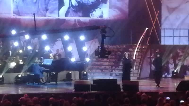 Тамара Гвардцители и Александра Пахмутова 29 02 2020 Накануне победной весны