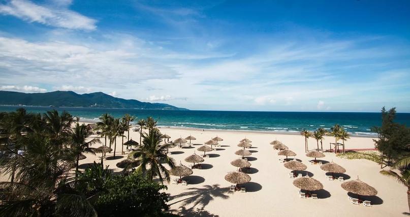 Живописные пляжи Дананга во Вьетнаме, изображение №3