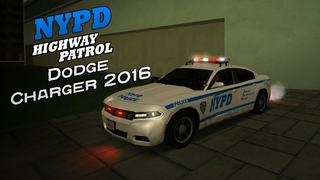 [SHW] NYPD Dodge Charger 2016 Highway Patrol | IVF