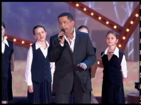 ЛЮБЭ и детский хор Виктория Бабушка концерт в ГКД 23 02 2007