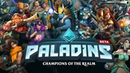 Every paladins champion laughing at you
