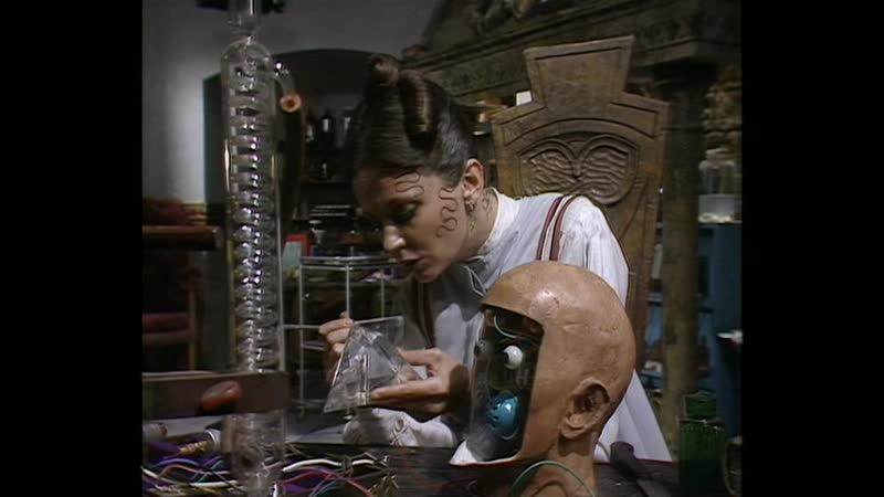 Классический Доктор кто. Андроиды Тары, часть вторая (MVO RedDiamond Studio)