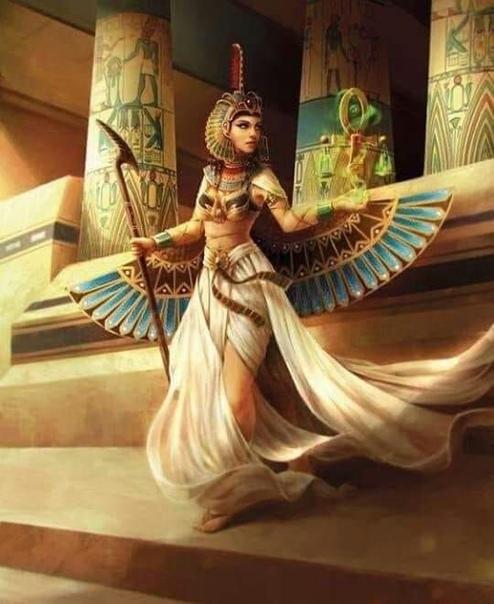 маат богиня фото основным