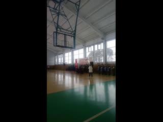 Открытие I этапа Спартакиады среди допризывной молодёжи Тюменской области
