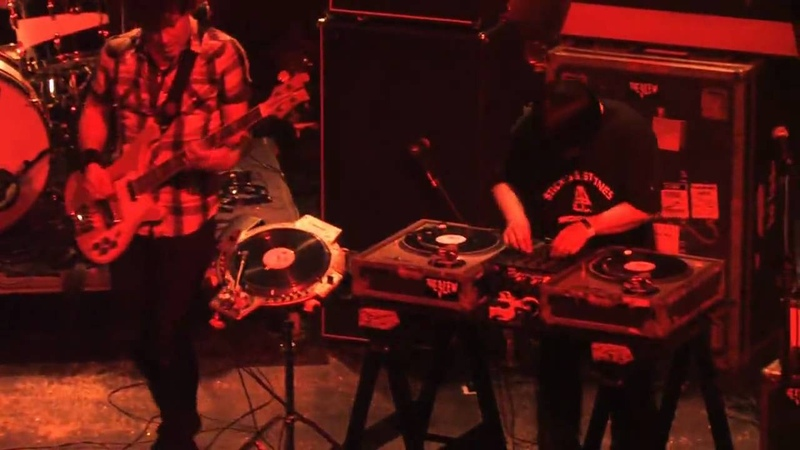 THE SLEW [Kid Koala, P-Love, Chris Ross, Myles Heskett, DynomiteD] - You Turn Me Cold - Live MTL