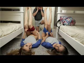 Haley Reed Kyler Quinn [PornMir, ПОРНО, new Porn, HD POV Teen]