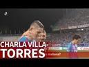 El díalgo Torres-Villa al final del partido: cracks como personas | Diario AS