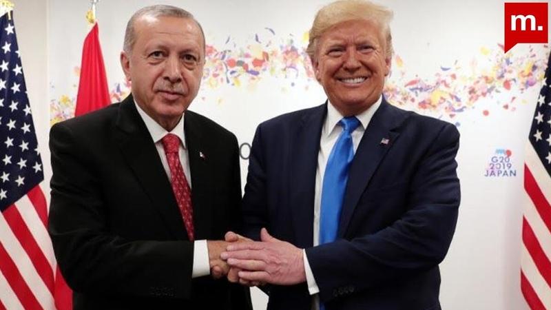 Transatlantik Trump-Erdoğan yakınlığı, İsrailin Batı Şeriayı ilhak planı, ABDde başkanlık seçimi