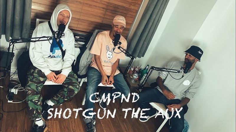 CMPND INTERVIEW Eagle Court HIGH FOCUS RECORDS HINDENBURG and more Shotgun The Aux 40