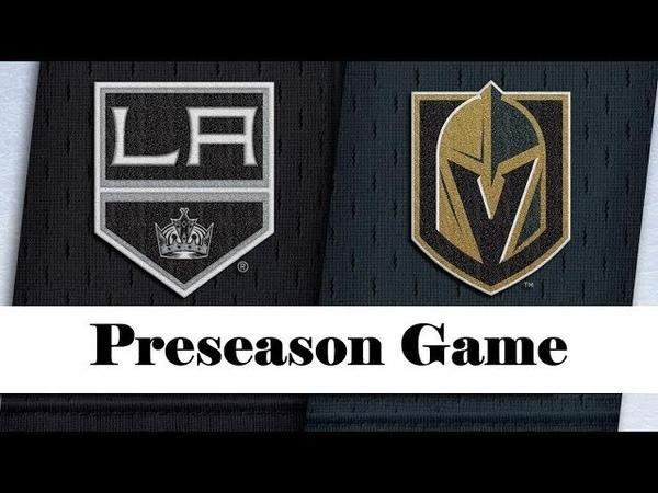 Los Angeles Kings vs Vegas Golden Knights   Sep.27, 2019   Preseason   Game Highlights   Обзор матча