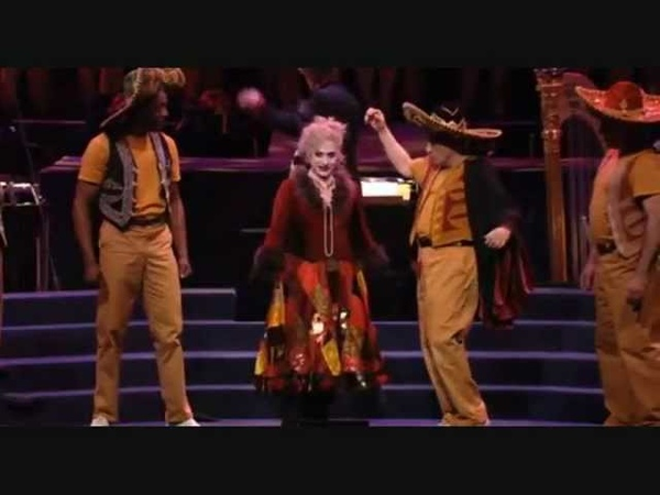 Candide I am easily assimilated LuPone