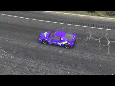 GTA5 online drive off cops 2