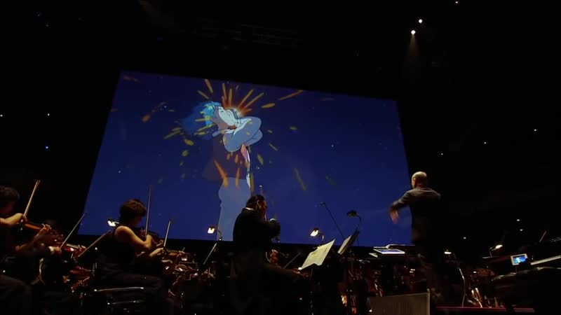 Joe Hisaishi in Budokan Studio Ghibli 25 Years Concert