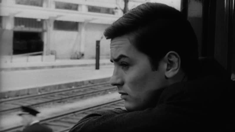 Непокорённый / L'insoumis / 1964 / Ален Кавалье / в ролях: Ален Делон, Леа Массари, Жорж Жере