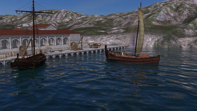 L'extraordinaire histoire de l'épave romaine Port-Vendres 1