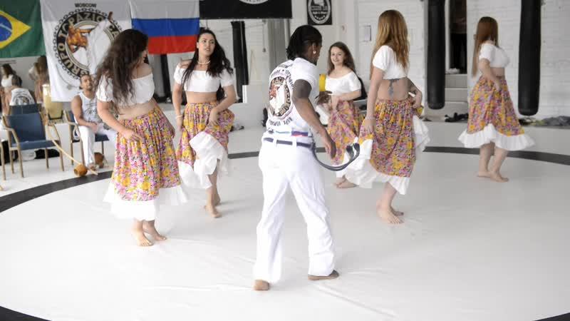 Samba de roda (Choreo Anastasia Pipoca Zangada Kulish)