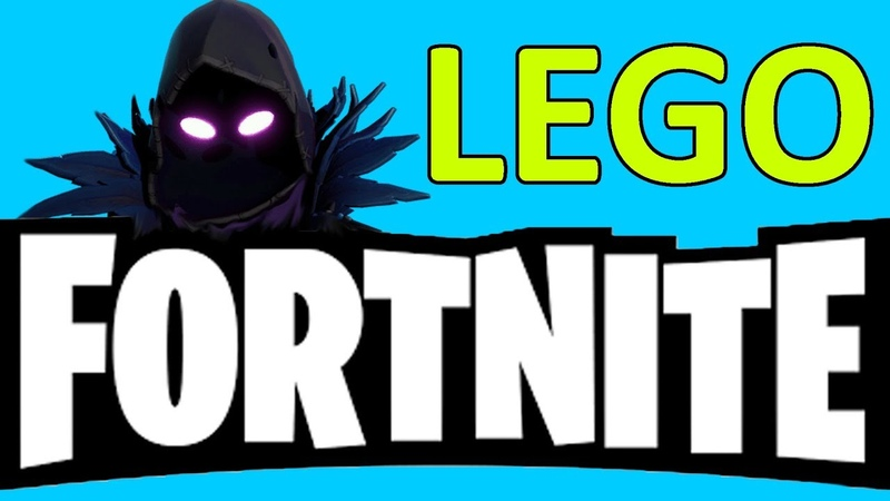 LEGO Fortnite How to make things from Fortnite from Lego