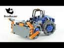 Lego Technic 42071 Dozer Compactor Lego Speed Build