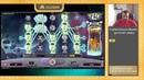 Занос х216 в Space Wars в казино Франк