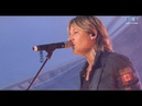 Keith Urban - Wasted Time -The Fighter - Live at The NRL Grand Final 2016