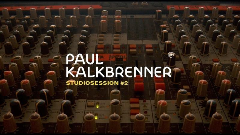 Paul Kalkbrenner Studiosession 2