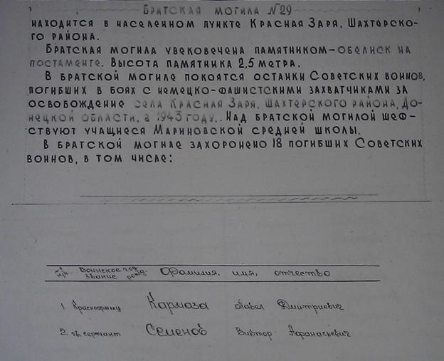 К фамилиям указаным в данной бумажке;