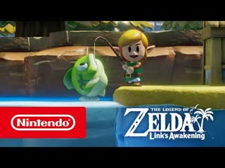 The legend of zelda link's awakening — мнение критиков (nintendo switch)