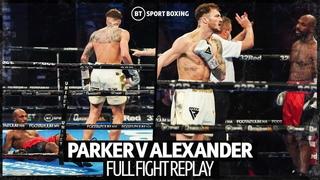 Canelo Ready! Zach Parker v Vaughn Alexander Full Fight Replay
