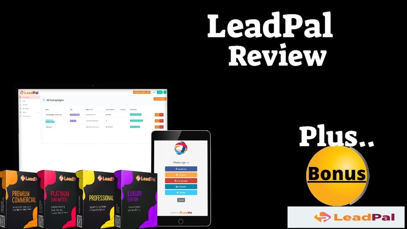 Real LeadPal Review Does LeadPal Truly Worth Buying