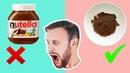 ПОВТОРИЛИ ВКУСНЯШКИ ИЗ СУПЕРМАРКЕТА || Nutella | БИГ МАК | Холодный чай