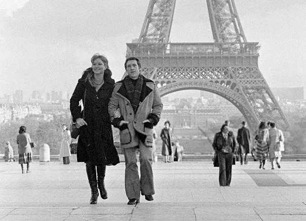 Высоцкий в Париже, 17 ноября 1977 года. Ваша любимая песня Высоцкого