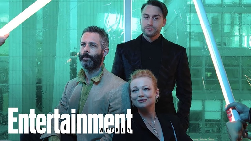 The 'Succession' Cast Reflect On The Hit Show: 2019 Entertainers Of The Year | Entertainment Weekly