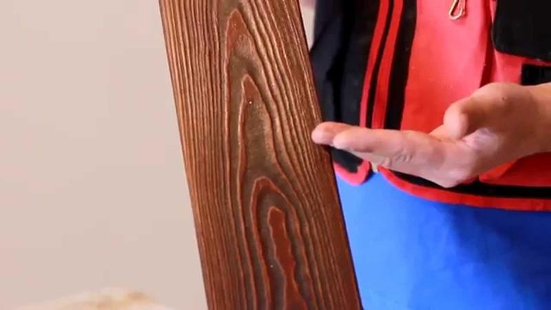 Лазурь для дерева FEIDAL Простой способ получить красивую фактуру и качественную защиту древесины