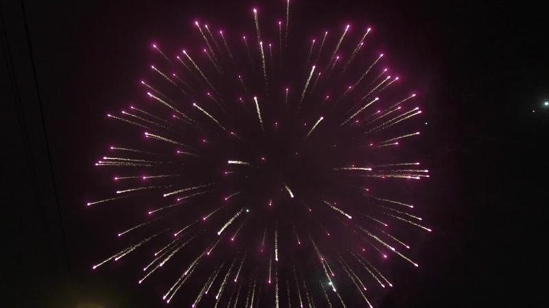 Салют на Новый Год 2019 в Солнечногорске