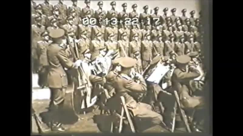 Přehlídka československých ozbrojených sil 1951