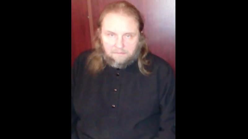 Видео записанное мною ровно год назад когда я жил и служил на Подворье Раифского Богородицкого мужского монастыря г. Казани.