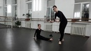 Открытый видео урок народного хореографического коллектива «Ранверсе»