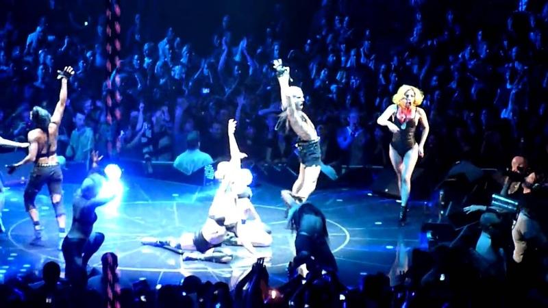 Lady Gaga Teeth The Monster Ball Tour Hamburg