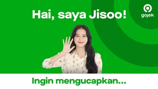 Jisoo for Gojek Indonesia