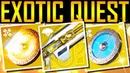 Destiny 2 - NEW EXOTIC QUEST! DIVINITY! Secret Raid Room!