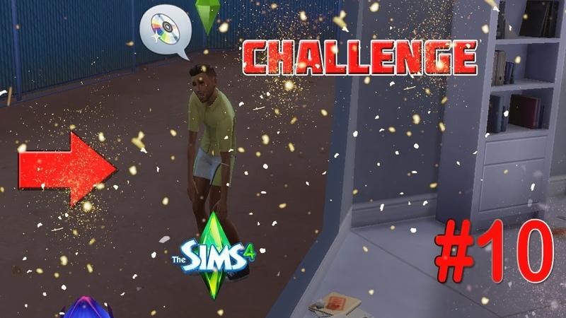 Challenge ▶ Безумцы снова в этом городе ▶ The Sims 4 10