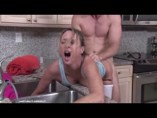 Jodi West - Milf 2020, All Sex, Blonde, Tits Job, Big Tits, Big Areolas, Big Naturals, Blowjob