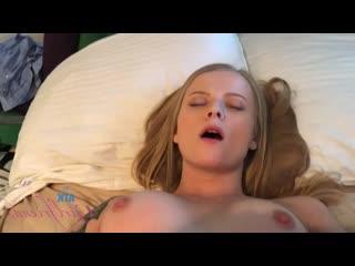 Atkgirlfriends paris white bts busty blonde natural boobs tattoo atk girlfriends pov cumshot