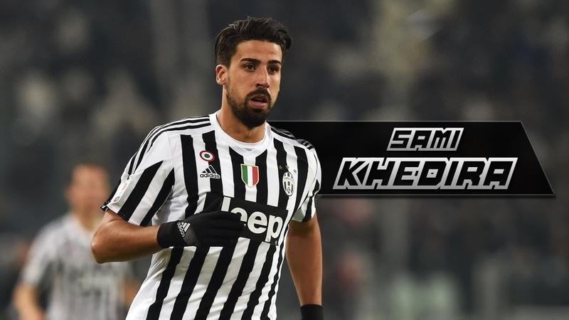 Sami Khedira All 20 Goals Juventus 2015 2018 🔥 🔥