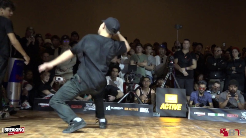 Weapon X Vs Issin Semis Freestyle Session World Finals 2019 Pro Breaking Tour