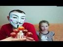 Семья пальчиков. ПЕсенка для детей.Учим цвета