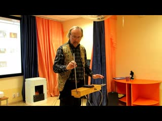 Valery plays the Theremin_wint the Talking Machine_Song of  the Secret Garden