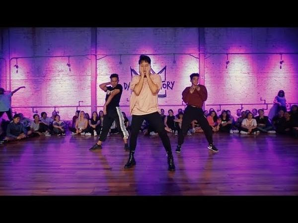 Ariana Grande 7 rings Masterlass Jazz Funk Choreography by Heriberto Gutierrez y Saul Anaya
