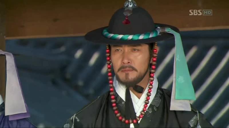 Воин Пэк Тон Су 9 серия Бой