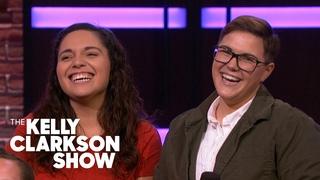 Kelly Tries Not To Cry During Foster Moms' Touching Story   The Kelly Clarkson Show